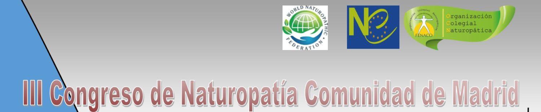 III Congreso de Naturopatía